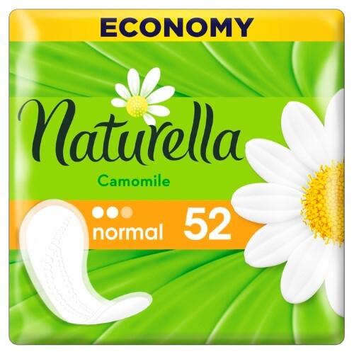 Купить Camomile normal ежедневные прокладки n52 цена