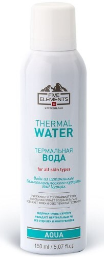 Купить Thermal water термальная вода 150мл цена