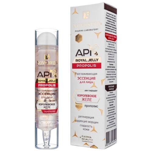 Купить Api royal jelly propolis разглаживающая эссенция для лица 35мл цена