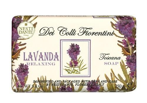 Купить Dei colli fiorentini мыло лаванда 250,0 цена