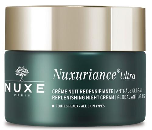 Купить Nuxuriance ultra крем для лица ночной укрепляющий антивозрастной 50мл цена