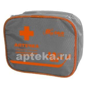 Аптечка первой помощи коллективная офисная виталфарм тип 13 текстиль/7369