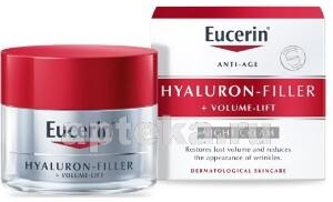 Купить Hyaluron-filler+volume lift крем для ночного ухода за кожей 50мл цена
