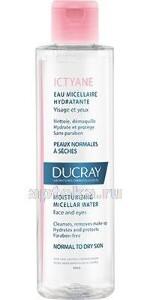 Купить Ictyane увлажняющая мицеллярная вода для лица и глаз 200мл цена