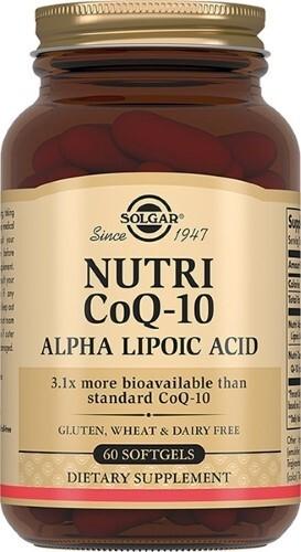 Купить Нутрикоэнзим q10 с альфа-липоев к-той цена