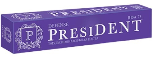 Купить Defense зубная паста 50мл цена