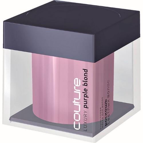 Купить Professional haute couture luxury purple blond маска коралловая для волос 200мл цена