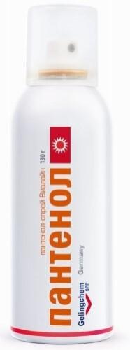 Купить Пантенол-спрей виалайн бальзам косметический 130,0 аэрозоль цена