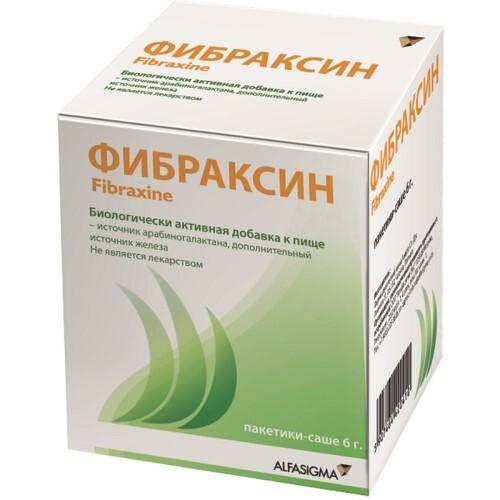 Фибраксин