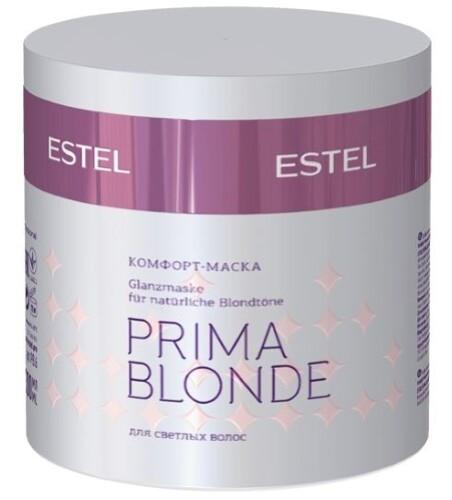 Купить Professional prima blonde комфорт-маска для светлых волос 300мл цена