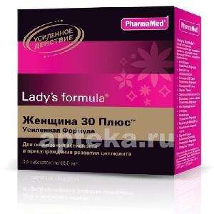 Купить Леди-с формула женщина 30 плюс усил формул цена