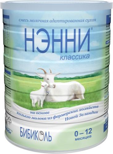 Купить Классика адаптированная сухая молочная смесь на основе козьего молока цена