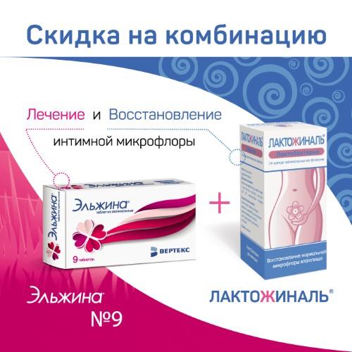 Купить Набор для лечения вагинальных инфекций цена