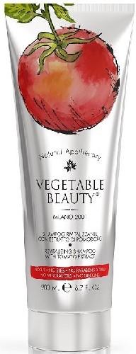 Купить Шампунь ревитализирующий с экстрактом помидора 200мл цена