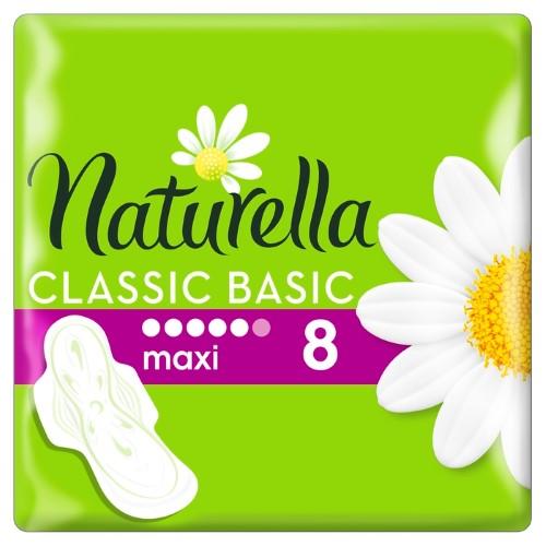 Купить NATURELLA CLASSIC BASIC MAXI ПРОКЛАДКИ N8 цена