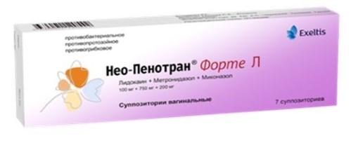 Купить НЕО-ПЕНОТРАН ФОРТЕ Л N7 СУПП ВАГ цена
