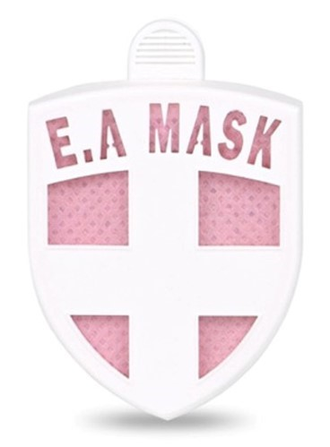 Купить ECOM AIR MASK ES-020Р СРЕДСТВО ДЕЗИНФИЦИРУЮЩЕЕ ИНДИВИДУАЛЬНОЙ ЗАЩИТЫ /ЗНАЧОК РОЗОВЫЙ цена