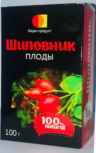 Купить ШИПОВНИК ПЛОДЫ ФАРМ-ПРОДУКТ 100,0 цена