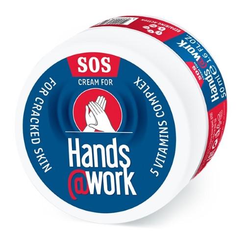 Купить HANDS@WORK SOS КРЕМ ГЛИЦЕРИНОВЫЙ РЕГЕНЕРИРУЮЩИЙ ДЛЯ РУК 50МЛ цена