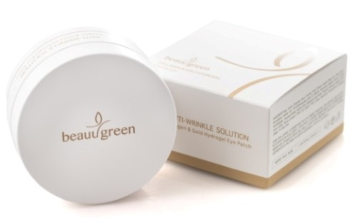Купить BEAUUGREEN МАСКА (ПАТЧИ) ДЛЯ ВЕК COLLAGEN & GOLD HYDROGEL EYE PATCH СТАНДАРТ N60 цена