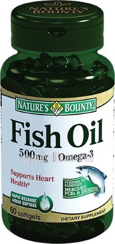 Купить Рыбий жир омега-3 цена