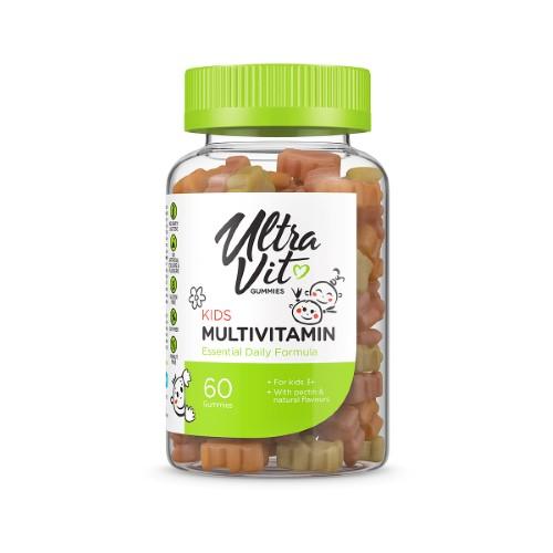 Купить Ультравит гаммис кидс мультивитамин цена