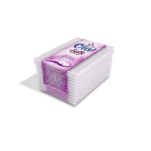 Купить OLA SILK SENSE ВАТНЫЕ ПАЛОЧКИ N300 /ПЛАСТ/ цена