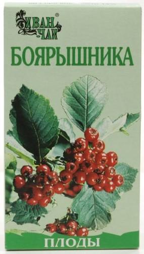 Купить БОЯРЫШНИКА ПЛОДЫ 50,0 /ИВАН-ЧАЙ/ цена