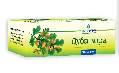 Купить ДУБА КОРА 1,5 N20 Ф/ПАК/ФИТОФАРМ/ цена