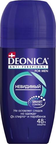 Купить DEONICA FOR MEN АНТИПЕРСПИРАНТ НЕВИДИМЫЙ 50МЛ/РОЛИК цена