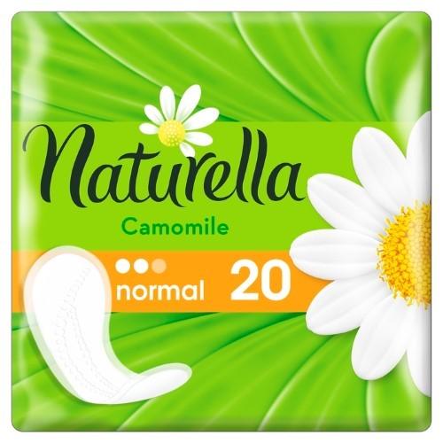 Купить NATURELLA CAMOMILE NORMAL ЕЖЕДНЕВНЫЕ ПРОКЛАДКИ N20 цена