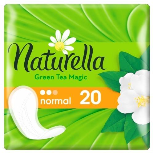 Купить NATURELLA GREEN TEA MAGIK NORMAL ЕЖЕДНЕВНЫЕ ПРОКЛАДКИ N20 цена