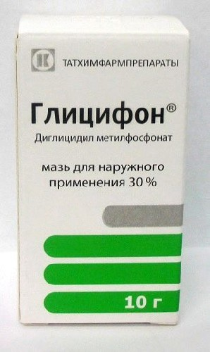 Купить ГЛИЦИФОН 30% 10,0 МАЗЬ Д/НАРУЖ ПРИМ цена