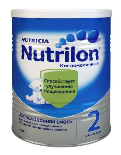Купить NUTRILON-2 КИСЛОМОЛОЧНЫЙ СМЕСЬ СУХАЯ ДЕТСКАЯ 400,0 цена