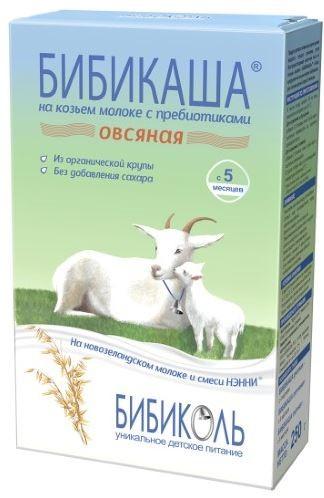 Купить Каша на козьем молоке цена