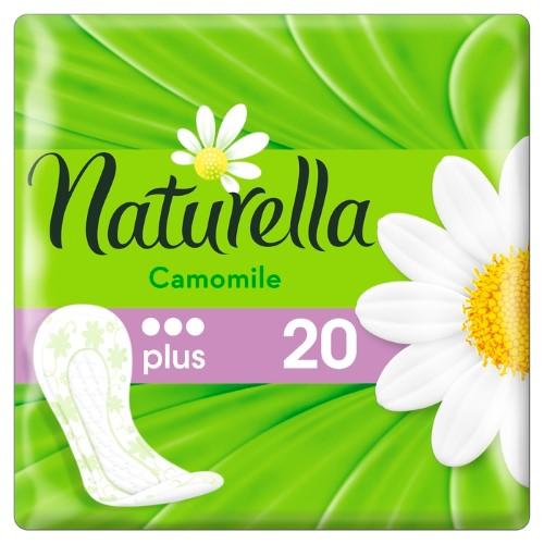 Купить NATURELLA CAMOMILE PLUS ЕЖЕДНЕВНЫЕ ПРОКЛАДКИ N20 цена