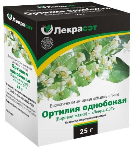 Купить Ортилия однобокая (боровая матка)-лекра-сэт цена