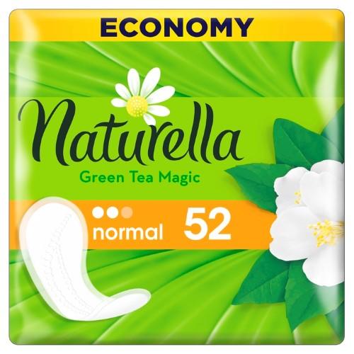 Купить NATURELLA GREEN TEA MAGIK NORMAL ЕЖЕДНЕВНЫЕ ПРОКЛАДКИ N52 цена