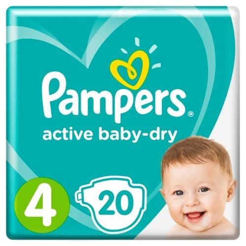 Купить Active baby-dry подгузники цена