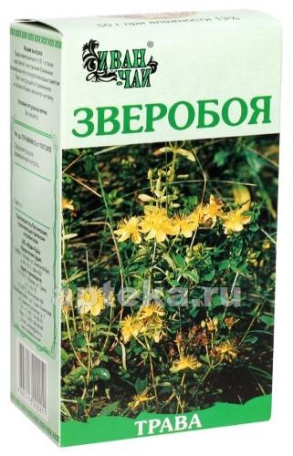 Купить ЗВЕРОБОЯ ТРАВА 50,0/ИВАН-ЧАЙ цена