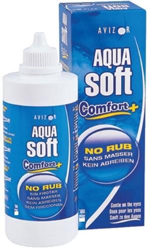 Купить Aqua soft раствор для линз цена
