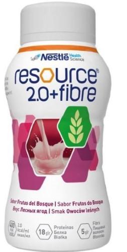 Купить RESOURCE 2,0+FIBRE СМЕСЬ 200МЛ /ЛЕСНЫЕ ЯГОДЫ/ цена