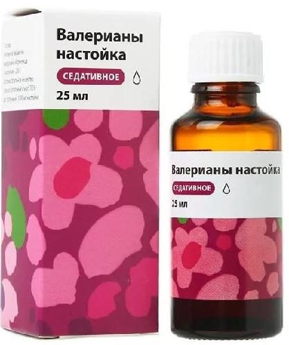 Купить ВАЛЕРИАНЫ НАСТОЙКА 25МЛ ФЛАК ИНД/УП /ОБНОВЛЕНИЕ/ цена