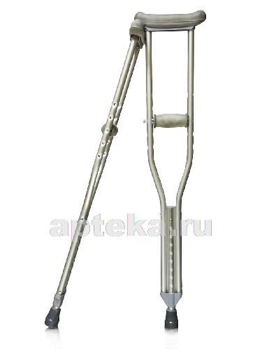 Купить Костыли подмышечные amuc02 /рост 160-180см/ цена