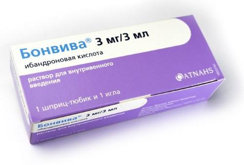 Купить БОНВИВА 0,003/3МЛ N1 ШПРИЦ-ТЮБИК Р-Р В/В цена