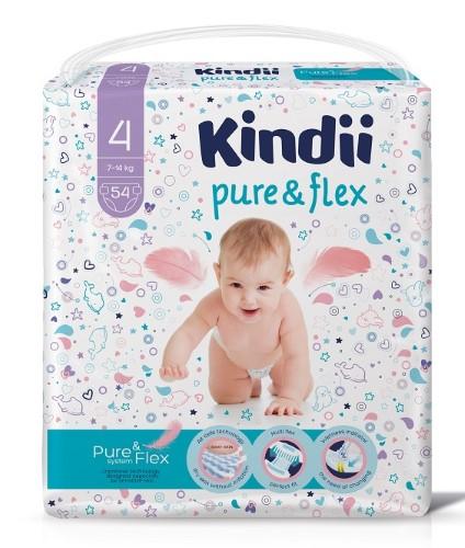 Купить Pure&flex подгузники детские цена