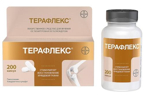 ТЕРАФЛЕКС N200 КАПС - цена 3257 руб., купить в интернет аптеке в Тюмени ТЕРАФЛЕКС N200 КАПС, инструкция по применению