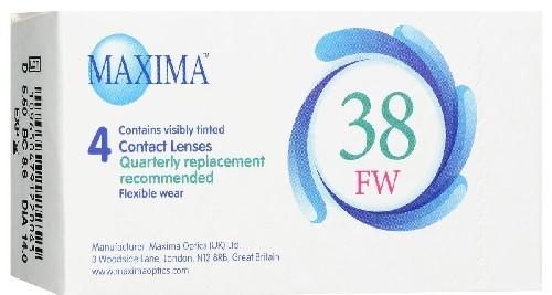 Купить 38 fw контактные линзы плановой замены цена