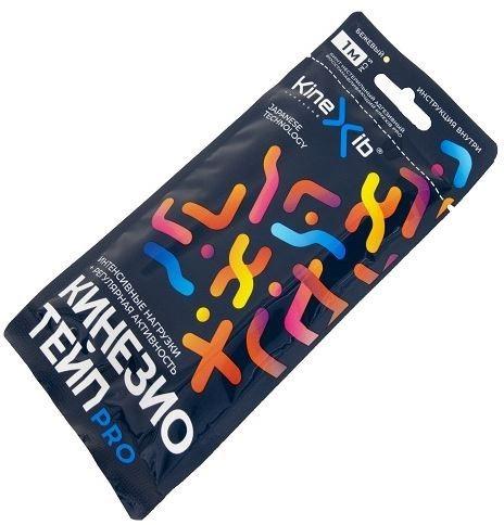 Купить Бинт нестерильный адгезивный восстанавливающий kinexib pro бежевый 1мх5см /кинезио тейп/ цена