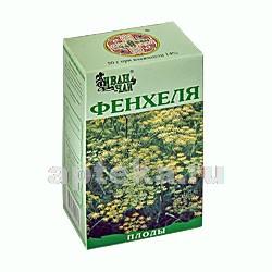 Купить ФЕНХЕЛЯ ПЛОДЫ 50,0/ИВАН-ЧАЙ цена
